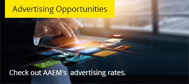 AAEM Advertising Opportunities